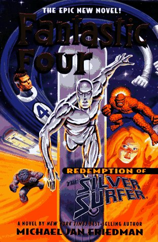 9780399142697: Fantastic Four: Redemption of the Silver Surfer