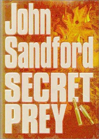 Secret Prey (SIGNED FIRST EDITION): Sandford, John (John