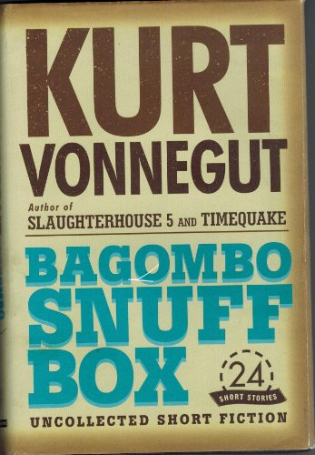 9780399145261: Bagombo Snuff Box: Uncollected Short Fiction