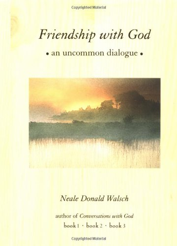 9780399145414: Friendship with God: an uncommon dialogue