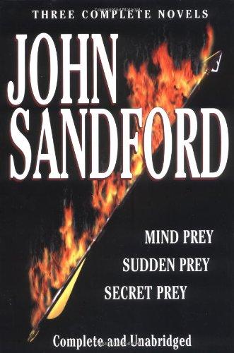 9780399146510: Three Complete Novels: Mind Prey, Sudden Prey, Secret Prey