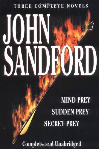 9780399146510: Sandford: Three Complete Novels: Mind Prey, Sudden Prey, Secret Prey