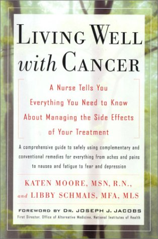9780399146879: Living Well with Cancer: A Nurse Tells You Everything You Need to Know