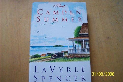 9780399146985: PT2 That Camden Summer