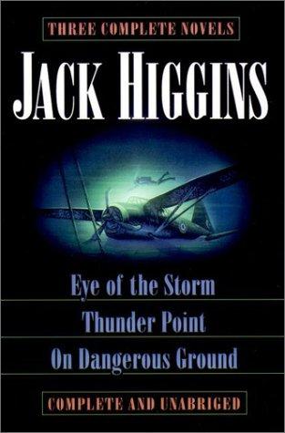 9780399147272: Eye of the Storm, Thunder Point, on Danger
