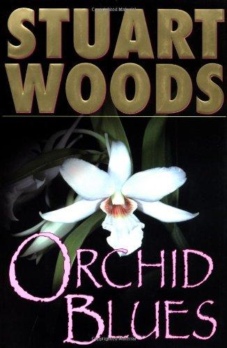 Orchid Blues: Woods, Stuart