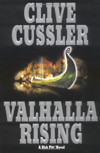 """Valhalla Rising """" Signed """": Cussler, Clive"""