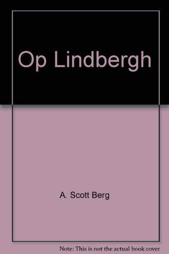 9780399148071: Op Lindbergh