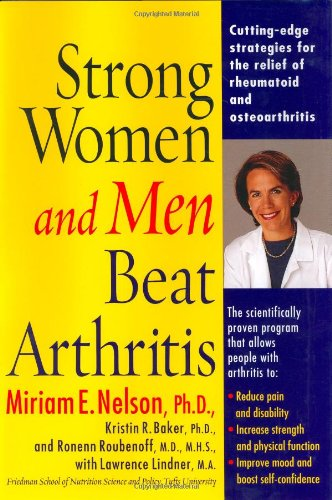 9780399148521: Strong Women and Men Beat Arthritis