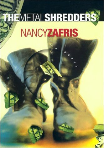 The Metal Shredders: Zafris, Nancy