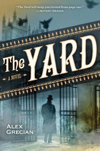 The Yard: Grecian, Alex