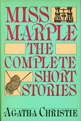 Miss Marple the Complete Short Stories: Christie, Agatha