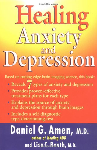 9780399150364: Healing Anxiety and Depression