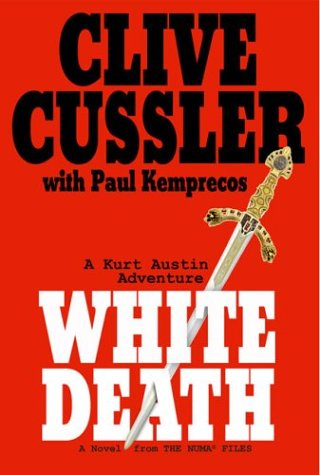 9780399150418: White Death (NUMA Files)