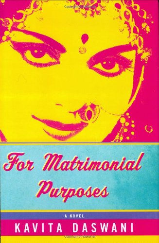 For matrimonial purposes: Daswani, Kavita