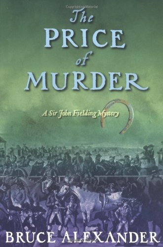 9780399150784: The Price of Murder (Sir John Fielding Mysteries)