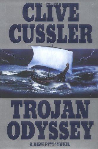 Trojan Odyssey.: CUSSLER, Clive.