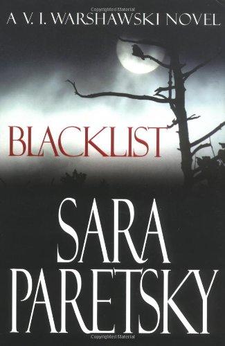 Blacklist: Paretsky, Sara