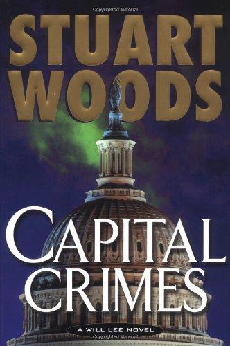 9780399150906: Capital Crimes (Will Lee)