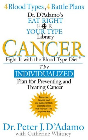 Cancer Fight It With Blood Type Diet