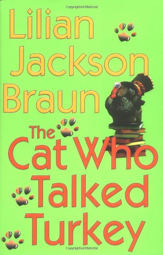 9780399151071: The Cat Who Talked Turkey