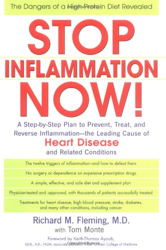 9780399151118: Stop Inflammation Now !