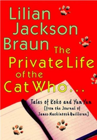 9780399151323: The Private Life of the Cat Who...
