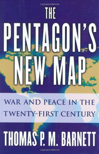 9780399151750: The Pentagon's New Map: War and Peace in the Twenty-First Century