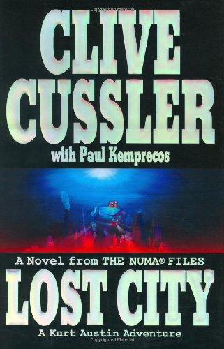 9780399151774: Lost City: From the NUMA Files - Kurt Austin