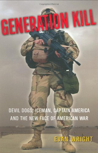 9780399151934: Generation Kill: Devil Dogs, Iceman, Captain America, and the New Face of American War
