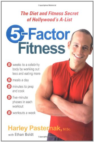 9780399152290: 5-Factor Fitness: The Diet and Fitness Secret of Hollywoods A-List