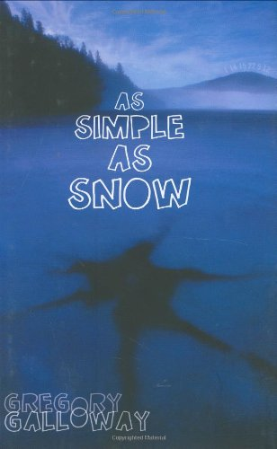 9780399152313: As Simple as Snow (Alex Awards (Awards))