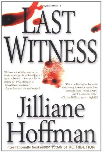 9780399152450: Last Witness