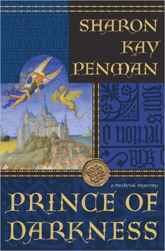 Prince of Darkness (0399152563) by Sharon Kay Penman