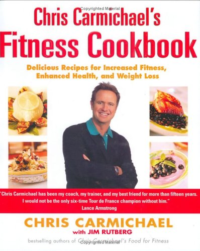 9780399152924: Chris Carmichael's Fitness Coo