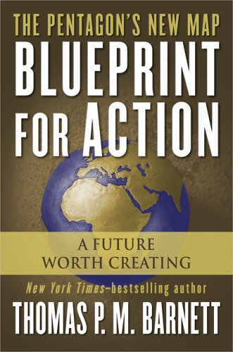 9780399153129: Blueprint for Action: A Future Worth Creating