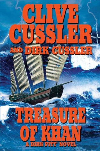 9780399153693: Treasure of Khan (Dirk Pitt Adventure)