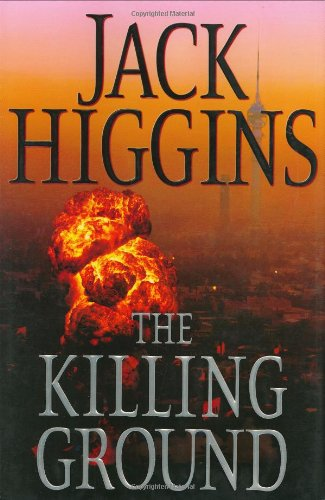 9780399153808: The Killing Ground (Sean Dillon)