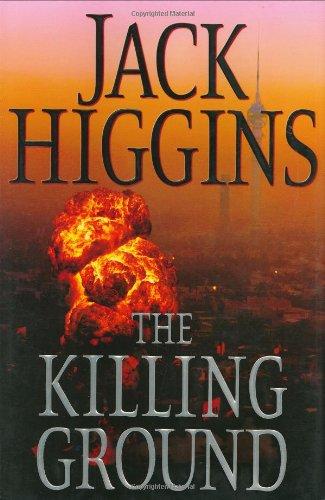 9780399153808: The Killing Ground (Sean Dillon)