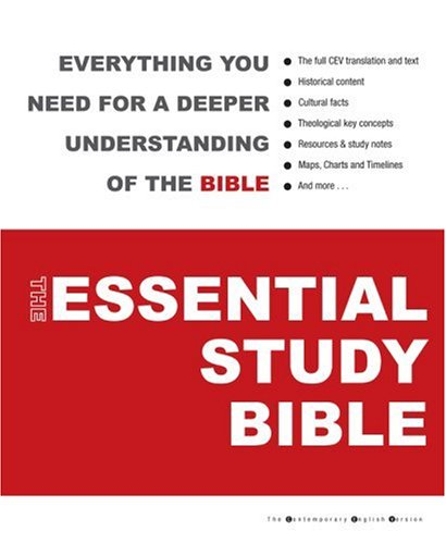 The Essential Study Bible (9780399153884) by American Bible Society
