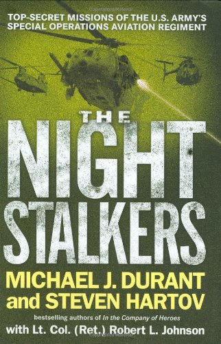 The Night Stalkers (0399153926) by Michael J. Durant; Steven Hartov