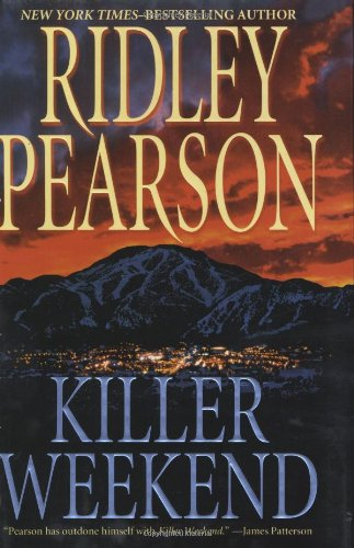 KILLER WEEKEND: Pearson, Ridley.