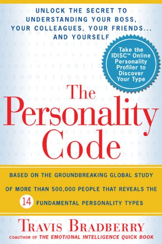 9780399154119: The Personality Code: Unlock the Secret to Understanding Your Boss, Your Colleagues, Your Friends...and Yourself