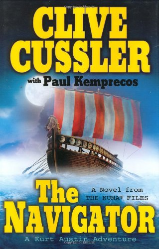 9780399154195: The Navigator (The Numa Files)