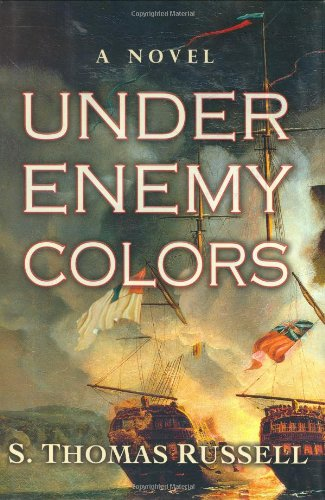 9780399154430: Under Enemy Colours Us Edition