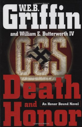 9780399154980: Death and Honor (Honor Bound)