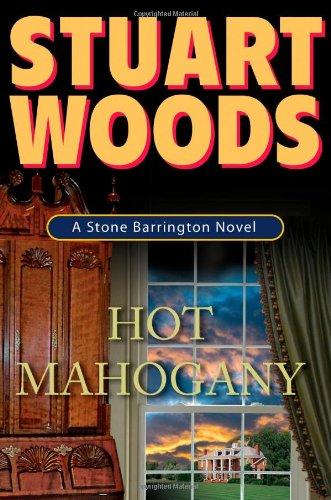 9780399155154: Hot Mahogany: A Stone Barrington Novel