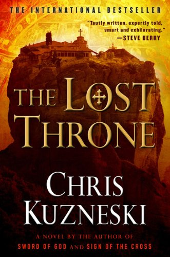 9780399155826: The Lost Throne (Payne & Jones)