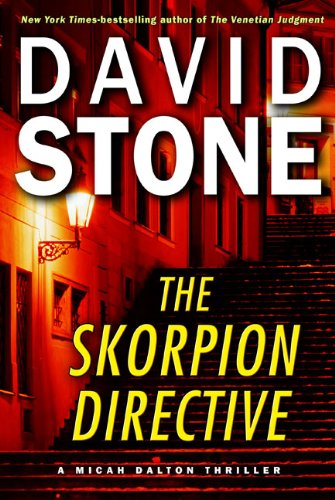 9780399156328: The Skorpion Directive (A Micah Dalton Thriller)
