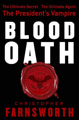 Blood Oath (Signed, Promotional Items): Farnsworth, Christopher